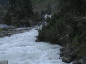 En Route Sonmarg, Kashmir