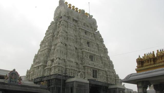 Kamakshi Temple_Kanchipuram